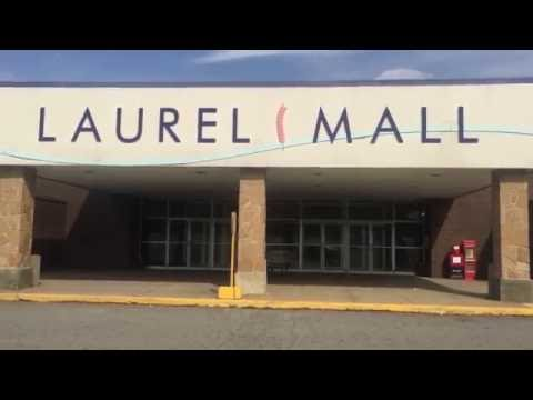 DEAD MALL: Laurel Mall: Connellsville PA