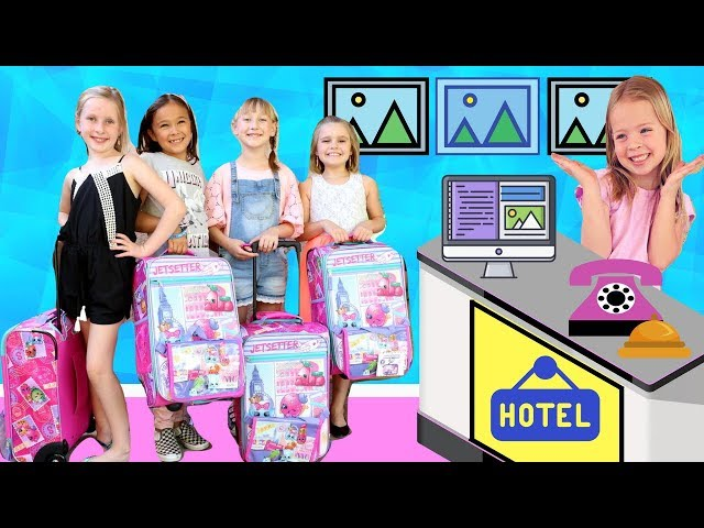 Toy Hotel Loses Kids Luggage