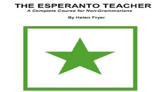 Esperanto Teacher | Helen Fryer | Language learning | Soundbook | English | 2/5