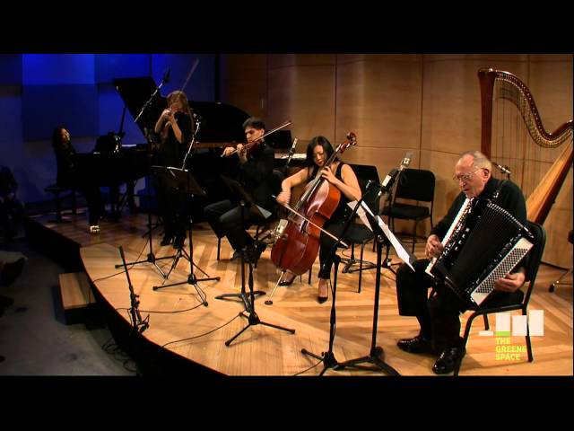 Nicola Benedetti: Por Una Cabeza, from Scent of a Woman, Live in The Greene Space