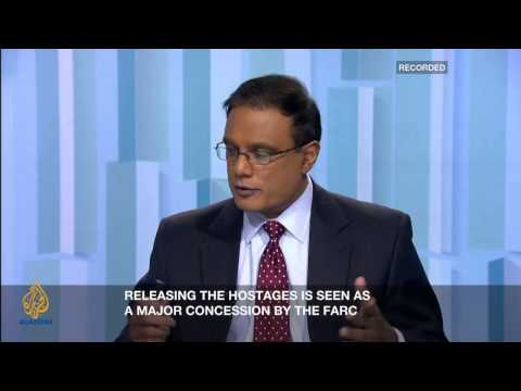 Will Colombia talk peace with the FARC    Watch Free Documentary Online   Al Jazeera, Inside Story A