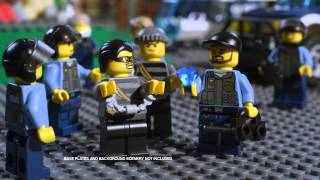 2013 LEGO CITY Elite Police - Museum Break In (60008)