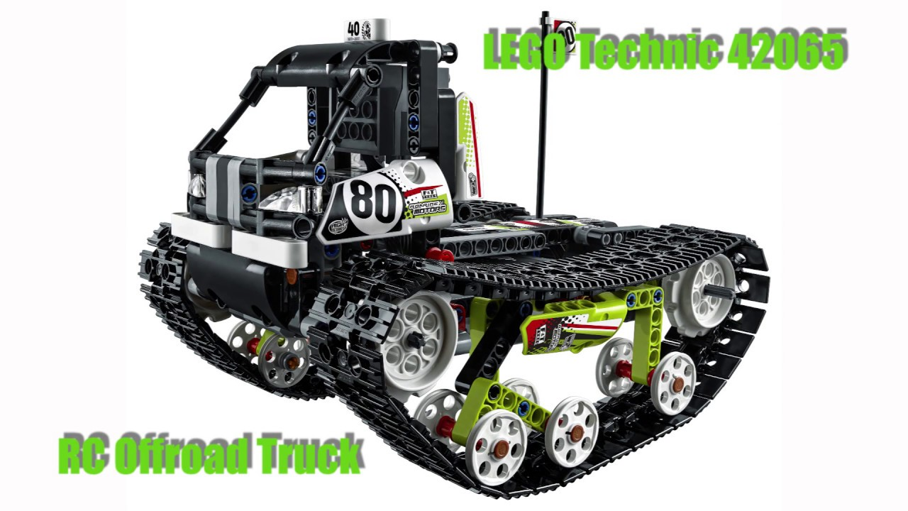 lego technic 42065 rc off road truck youtube. Black Bedroom Furniture Sets. Home Design Ideas