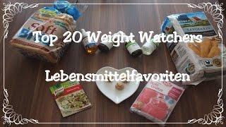 Meine TOP 20 Weight Watchers geeigneten Produkte  ♥ Abnehmen mit Geschmack