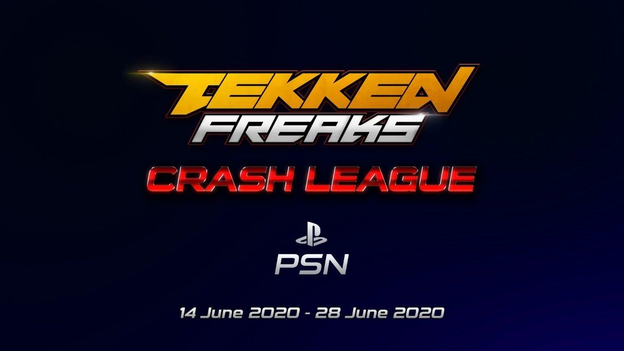 TEKKEN Freaks: Crash League | PSN | Day 4 (LIVE)
