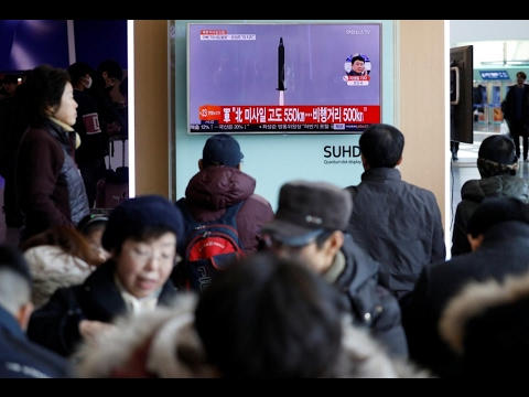 With missile test, North Korea may be testing Trump