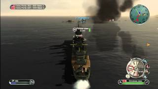 Battlestation Pacific Destroyers vs. Battleships