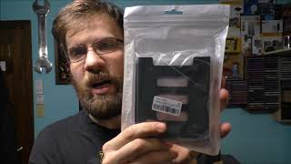 UNBOXING HARD DRIVE MOUNTING BRACKETS