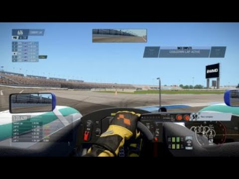 Project CARS 2 Online Race at Indy