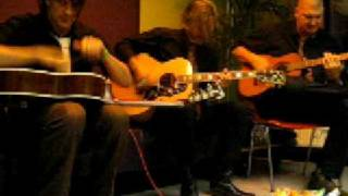Triggerfinger -  What Grabs Ya (acoustic at dressingroom Tivoli)
