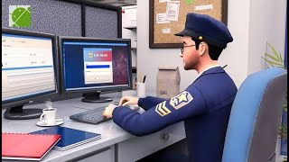 Virtual Police Officer Game Police Cop Simulator - Android Gameplay FHD