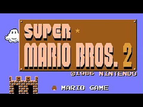 Super Mario Bros 2 Lost Levels Nes Ninja