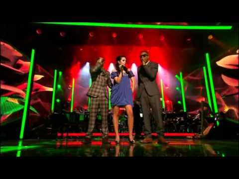 N-Dubz - Say Its Over - Royal Variety Performance 2010