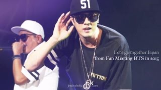 """So Ji Sub / (Eng. Sub) """"Let's go together."""" BTS from FM 2015 in Japan"""
