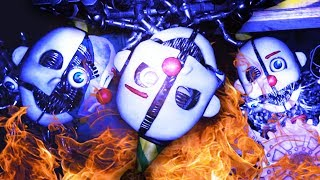 DEEP BELOW GROUND, ENNARD REMAINS... || Five Nights at Freddy\'s VR: Help Wanted Part 10
