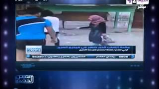 مصر الجديدة - إنفعال والدة الشاب بفيديو المرج