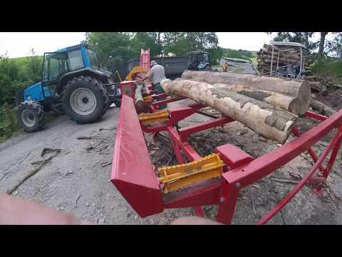 wood processor duun 420