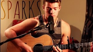 Coldplay - Sparks (Acoustic Cover)