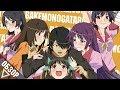 Monogatari Series - почему стоит посмотреть? Bakemonogatari [Часть 1]