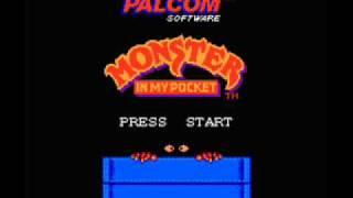 Monster In My Pocket NES Soundtrack