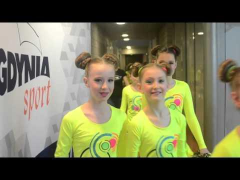 XIX Mistrzostwa Polski Cheerleaders - Gdynia 2016 VIDEO
