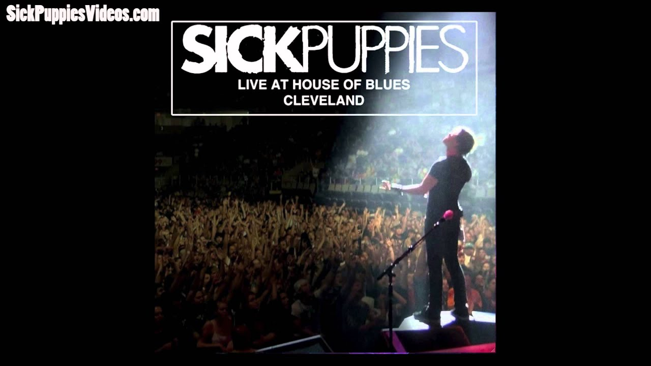 Sick Puppies Riptide Live At House of Blues Cleveland
