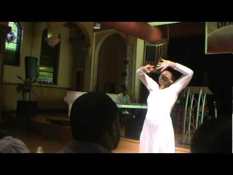 Melinda Baker Dances to Shana Wilson