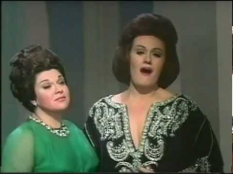 Sutherland & Horne - Mira, o Norma - 1970 Telecast