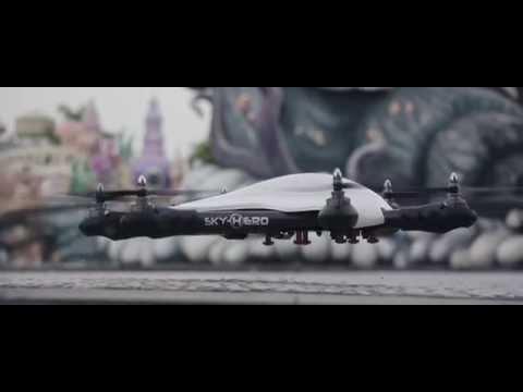 SkyHero Little six movie