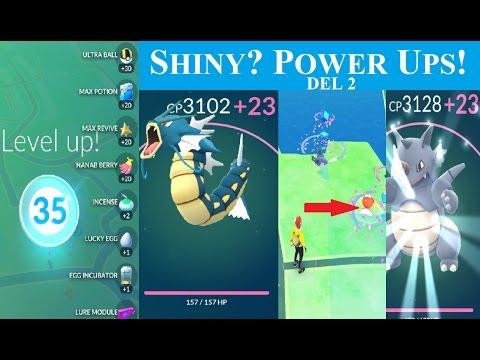 Pokemon GO | DEL 2 | ÄNTLIGEN LVL 35! | +3100 CP POKEMON |