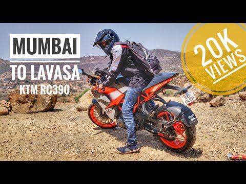 Mumbai To Lavasa | Sunday Ride | KTM RC 390 2k19 | Pune