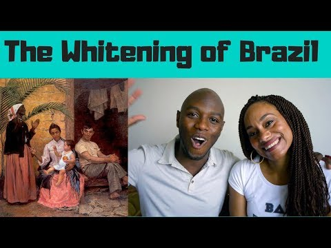 The Whitening of Brazil: Why Black Brazilians Marry White (Ad Junior)