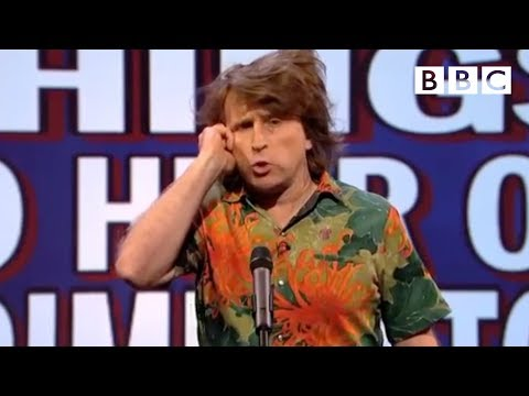 Unlikely things to hear on Crimewatch - Mock the Week Christmas Special 2012 - BBC Two
