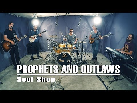 Soultone Cymbals: Prophets and Outlaws - Soul Shop