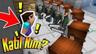 Download lagu KATİL İÇİMİZDE KATİL KİM Minecraft Murder 17 BKT