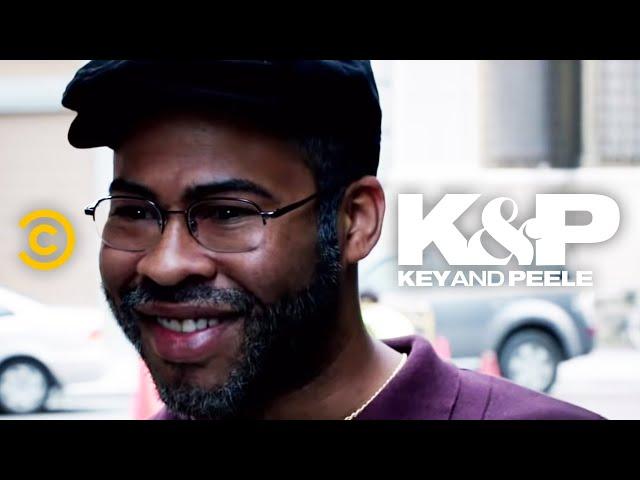 That One Guy Who's Always Preaching (ft. Leslie David Baker) - Key & Peele
