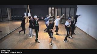 Wanna One - Burn It Up [DANCE PRACTICE + MIRRORED + SLOW 100%]