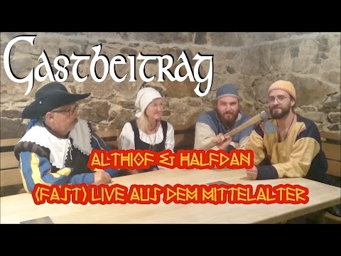 Interview zum Freyunger Schlossfest 2016 featuring Althiof B