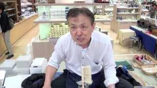 遠鉄百貨店 本館7階 クリエイティブ工房 江戸ブラシ/平野刷毛製作所