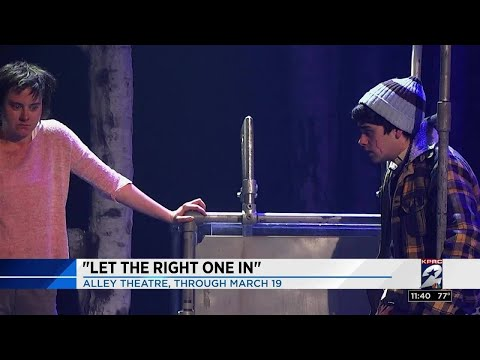 'Let The Right One In' at the Alley Theatre
