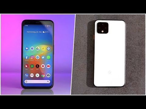 Schade: Google Pixel 4 Review (Deutsch) | SwagTab