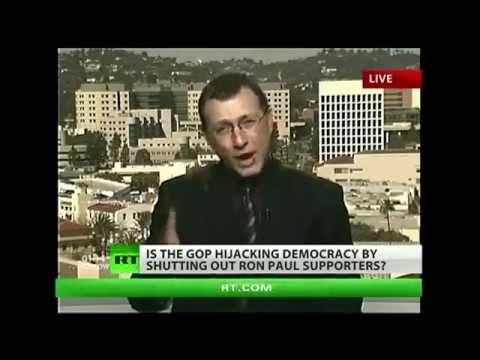 2012 U.S. Presidential Election Voter Fraud