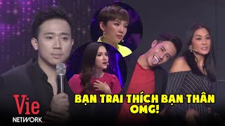"""Trấn Thành sửng sốt khi chàng trai LGBT bị chính bạn thân """"giựt"""" bồ y chang MV của Hương Giang"""