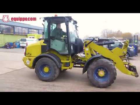 Used Caterpillar 908H - 2011 For Sale   Used Wheel Loader    Equippo.com   Used Heavy Equipment