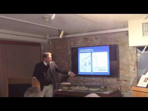 8 Bells Lecture   Chuck Veit: The U.S. Navy's Secret Torpedo Program of 1862