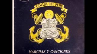 Banda de la Escuela Naval del Perú - Cadetes Navales / Almirante Grau (1959)