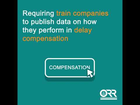 Sweeping reforms on rail compensation