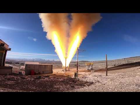 Northrop Grumman Completes Second Qualification Test of Launch Abort Motor for Orion Spacecraft