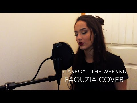 Starboy (The Weeknd ft. Daft Punk) - Faouzia Cover