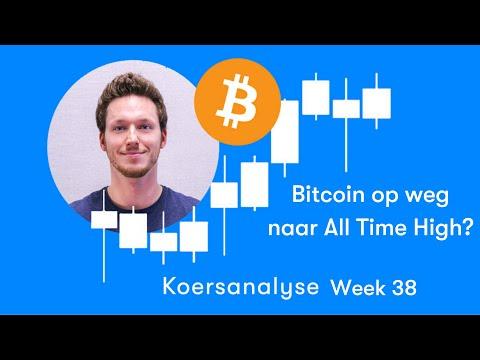 Bitcoin Koers Analyse: Op Naar All Time High Of Eerst Naar 7.200 Euro? | BTC Direct